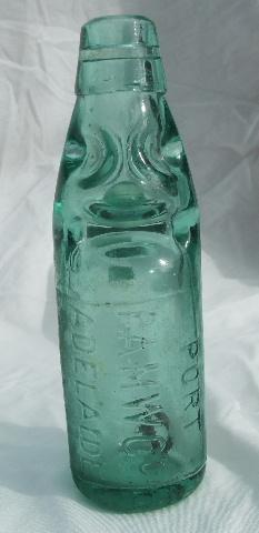 Codds Marble Bottles Alley S